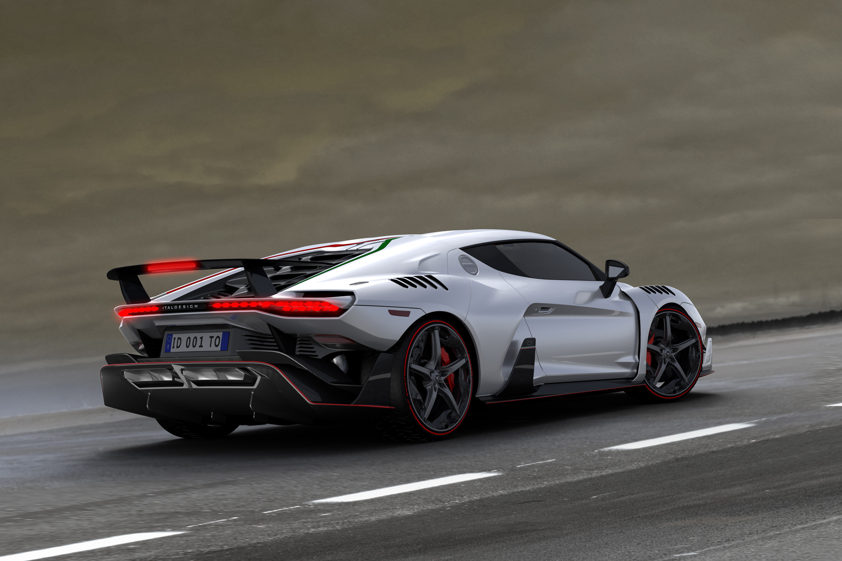 Italdesign Giugiaro Automobil Speciali 2017