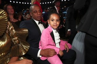 """Blue Ivy Was James Corden's Latest """"Carpool Karaoke"""" Guest During the GRAMMY Awards"""