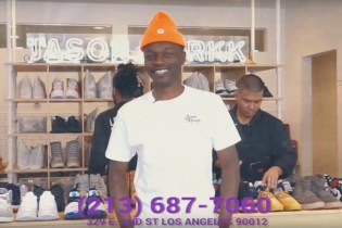 Jason Markk Flagship Store Celebrates Three Years of Business With '90s Style Daytime Informercial
