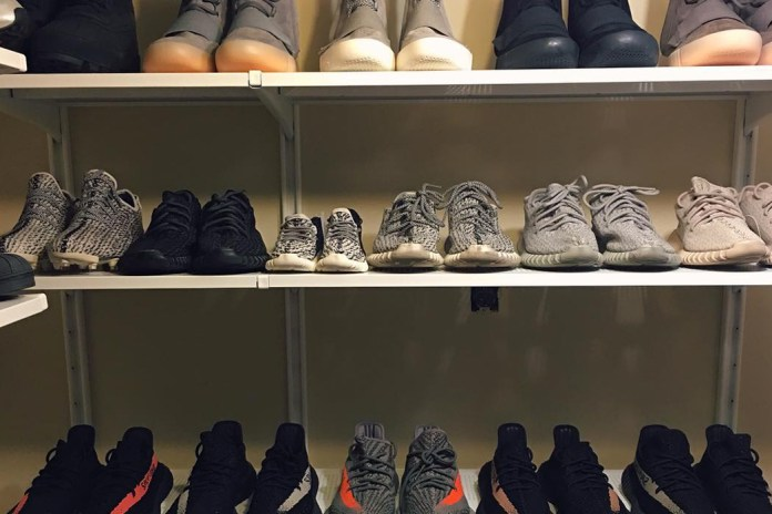 Jon Wexler Reveals His Enviable YEEZY Collection