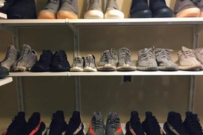 Jon Wexler Reveals His Enviable YEEZY Collection