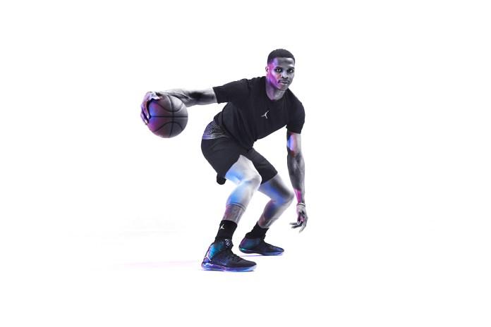 Jordan Brand Reveals a Trio of Iridescent Gems for 2017's NBA All-Star Weekend