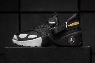 Jordan Brand's Trunner Silhouette Makes Its Timely Return for Black History Month