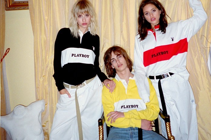 JOYRICH & Playboy Link up for a Capsule Collection That Celebrates Freedom and Youthfulness