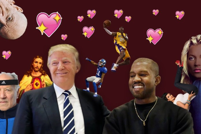 Here Are All the Famous People Kanye West References in His Music