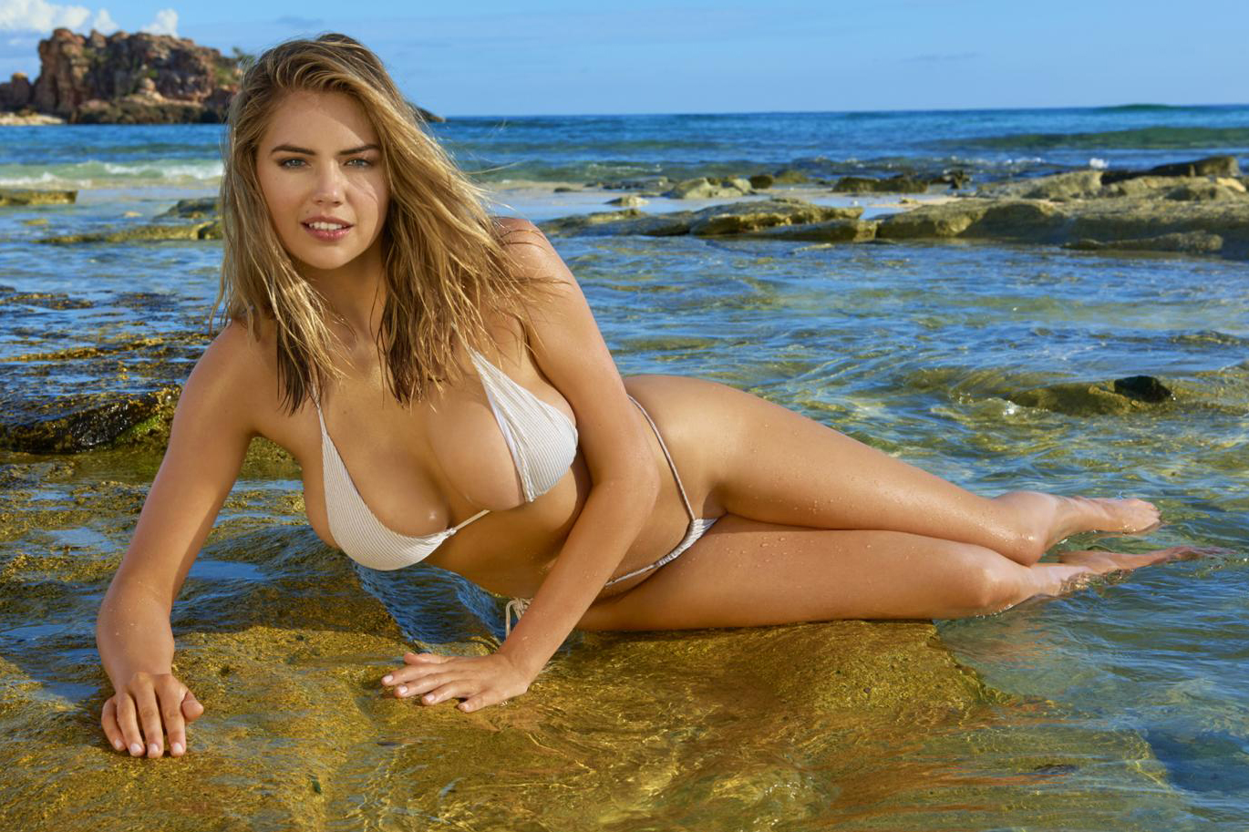 Kate Upton Is Your 2017 Sports Illustrated Swimsuit Issue ...