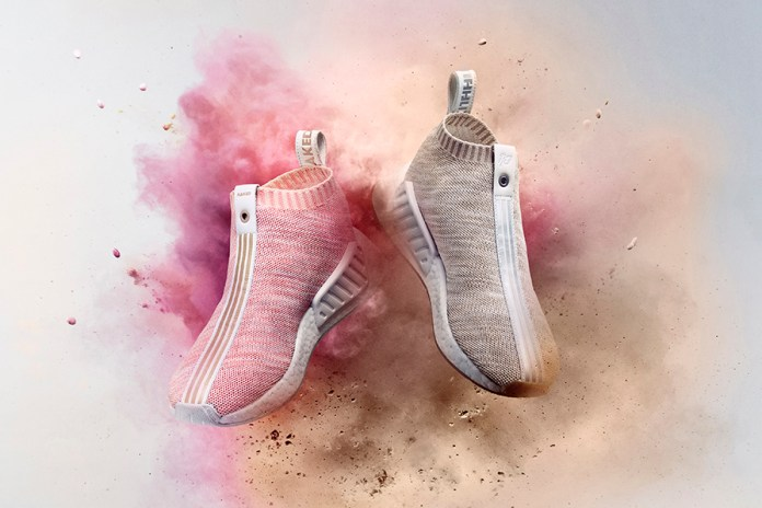 KITH x NAKED Introduce the adidas Consortium NMD CS2