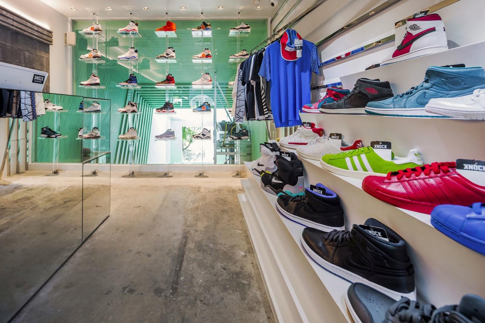Sneaker Store Spotlight Knock Kitchen Amp Kicks Hypebeast