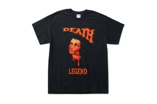 "KOHH Drops a Limited Edition ""DEATH LEGEND"" Tee"