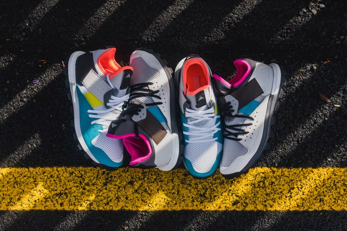 kolor Puts Its Spin on the adidas Response Trail BOOST