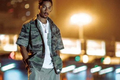 Lafayette Unleashes a Graphic-Heavy 2017 Spring/Summer Lookbook