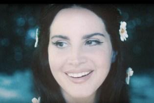 """Lana Del Rey Drops a Supernatural Video for """"Love"""""""