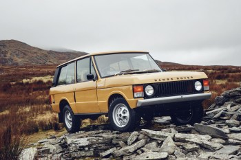 Land Rover Is Bringing Back the Original Range Rover