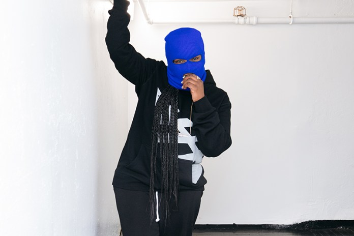 Leikeli47 Reveals the Artist Behind the Mask for Her HYPEBAE Essentials