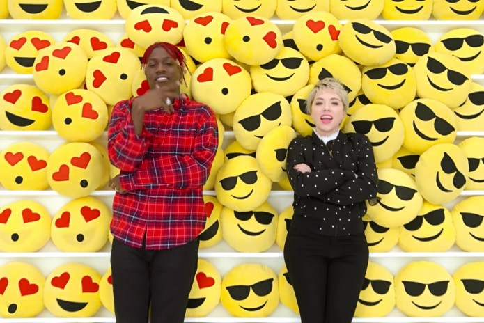 """Watch Lil Yachty & Carly Rae Jepsen Cover """"It Takes Two"""" in Target Ad"""
