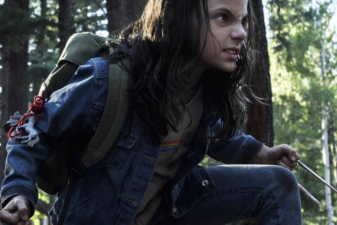 X-23 Gets Her Claws in Latest 'Logan' Clip