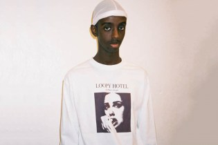 Loopy Hotel Deals With Celebrity Culture in Its 2017 Spring/Summer Lookbook
