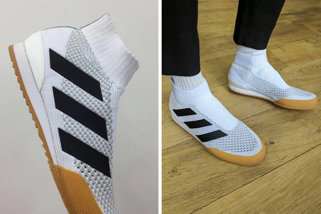 Sock-Inspired Sneakers That Are Worth the Investment Footwear Balenciaga Nike adidas Gosha Rubchinskiy Alexander Wang Maison Margiela