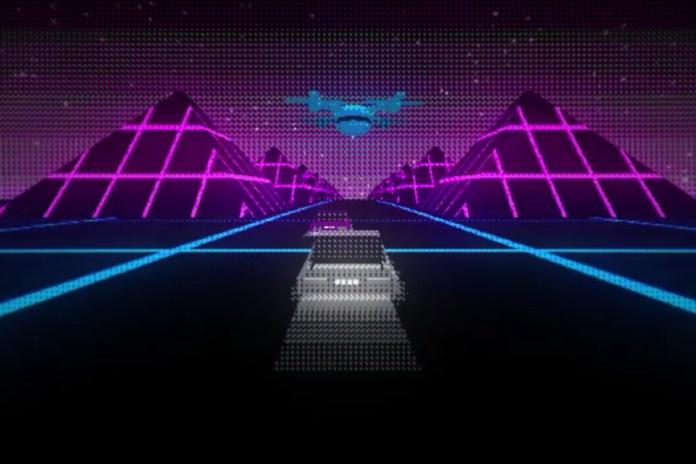 "M83 Turns ""Go"" Into 8-Bit Video Game Remix"