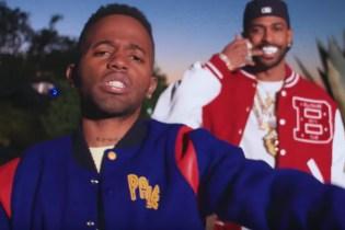 "MadeinTYO & Big Sean Unleash Pharrell-Inspired Video For ""Skateboard P"""