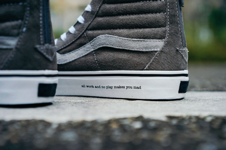 A Closer Look at Madness's Collaborative Collection With Vans