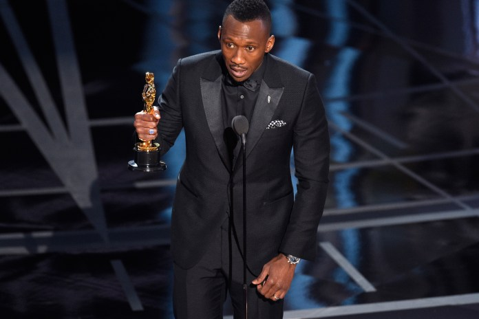 Watch Mahershala Ali's Best Supporting Actor Speech for 'Moonlight'
