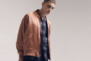 Maiden Noir's 2017 Spring/Summer Lookbook Is Equals Parts Cozy and Sophisticated