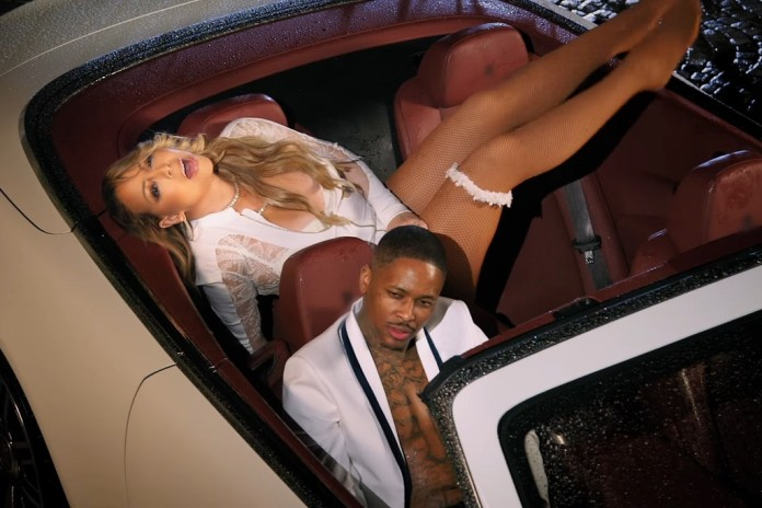 """Mariah Carey & YG Reflect on Lost Loves in an Extravagant Estate for """"I Don't"""" Video"""