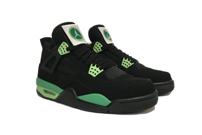 "Take a Look at Mark Wahlberg's Exclusive ""Wahlburgers"" Air Jordan 4"