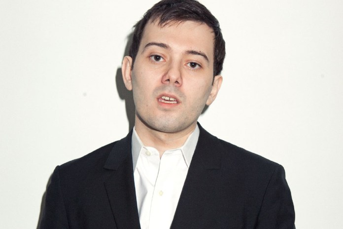 Martin Shkreli Might Be Hosting a Listening Party for the Unreleased Wu-Tang Clan Album