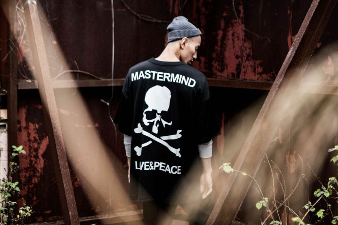 mastermind JAPAN Adds a Second Drop to Its Pre-20th Capsule Collection