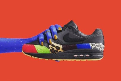 "A First Look at the Upcoming ""What The"" Air Max 1"