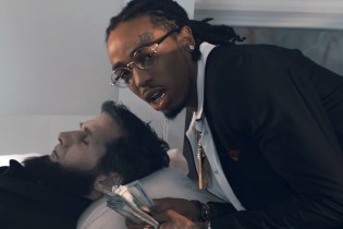 "Migos & 2 Chainz Hold an Over-the-Top Memorial for Past Presidents in ""Deadz"" Video"