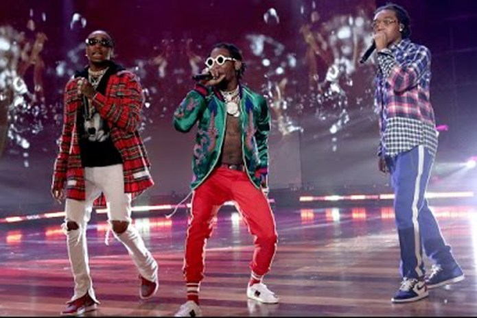 "Watch Migos Perform ""Bad and Boujee"" on 'The Ellen Show'"