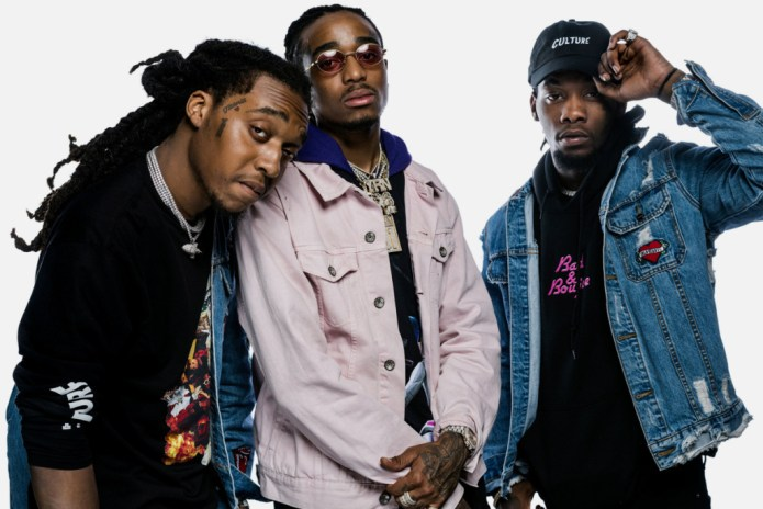 Migos's 'C U L T U R E' Is the No. 1 Album in America