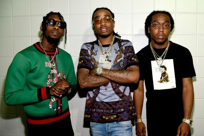 """Migos Release Official Studio Version For """"Dab of Ranch"""""""