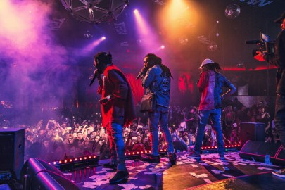 Migos Shuts Down Drai's Las Vegas With Special HYPEBEAST Live Performance