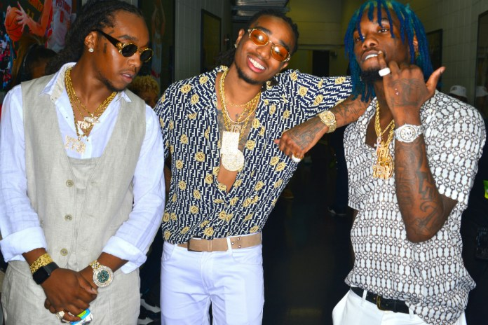 Watch Migos Talk Atlanta, Versace and Time Travel in Latest Interview