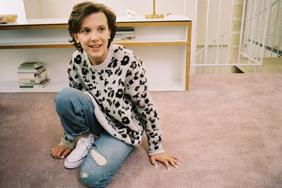 Converse y Millie Bobby Brown de Stranger Things lanzan un nuevo filme corto