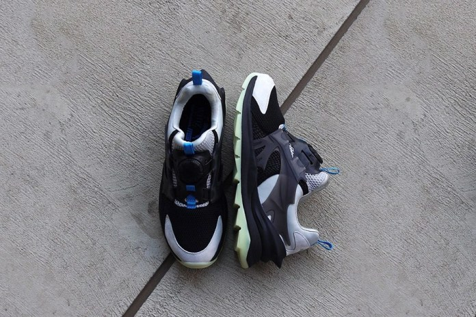 mita sneakers & WHIZ LIMITED Put Their Spin on PUMA's Disc Swift Tech