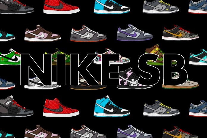 Here Are the Most Iconic Nike SBs From Each Box Era