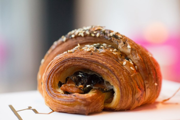Mr. Holmes Bakehouse Creates a Sushi Croissant