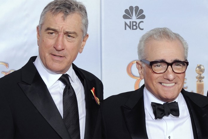 Netflix Has Acquired the Rights to Martin Scorsese's 'The Irishman'