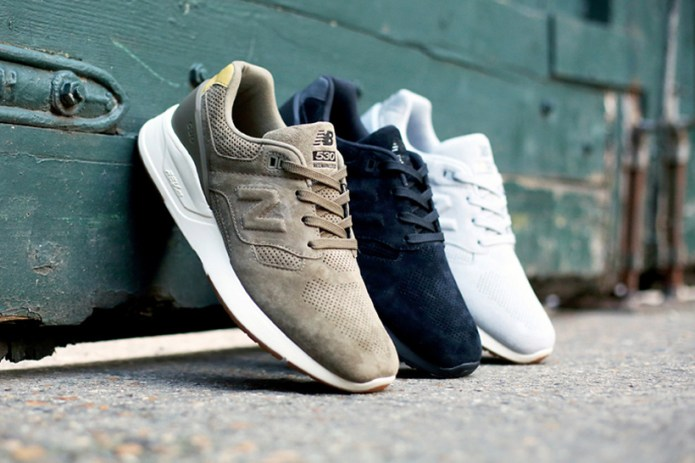 New Balance 530 Re-Engineered Gets a Suede Update