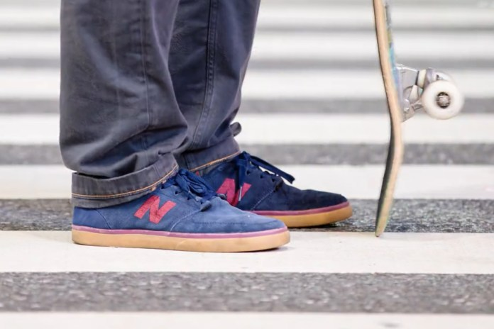 New Balance Numeric Hits the Pavement to Introduce the 345