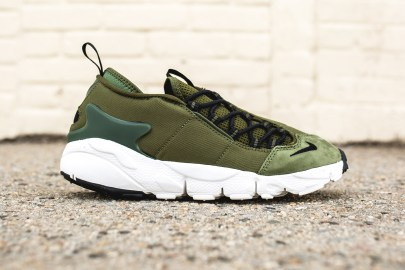 """Nike's """"Legion Green"""" Colorway Comes to the Air Footscape NM"""
