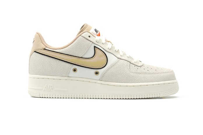 Nike Air Force 1 '07 LV8 Features a Premium Pebbled-Leather Finish
