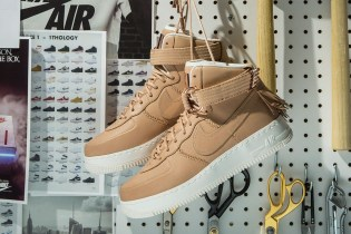 Examining the Blueprint of the Nike Air Force 1 Sport Luxury