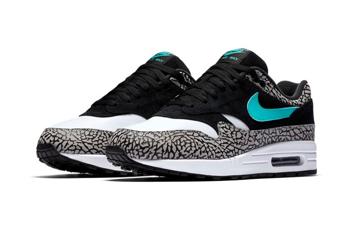 "A Closer Look at Nike's Air Max 1 ""Atmos Elephant"""