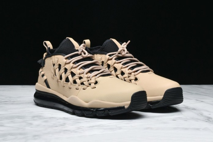 Nike Debuts All New Air Max TR 17 in Tan